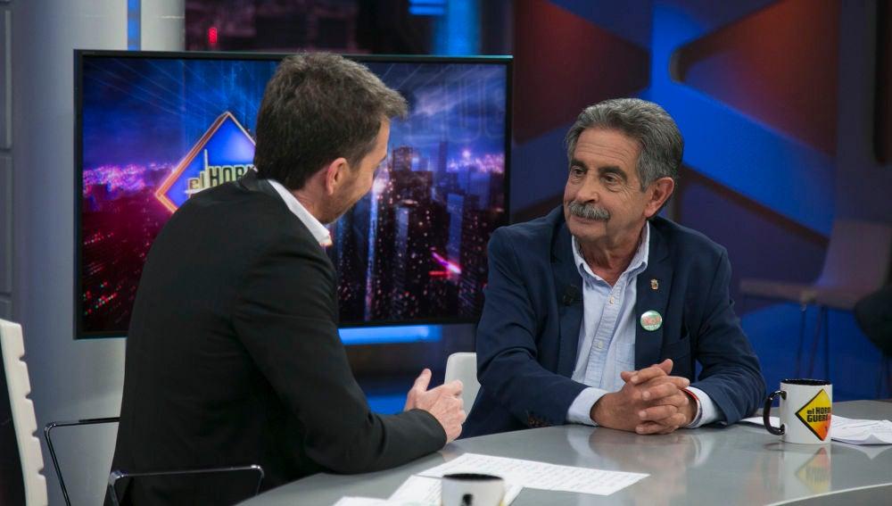 ¿Quién es el mejor presidente de la historia de España para Miguel Ángel Revilla?