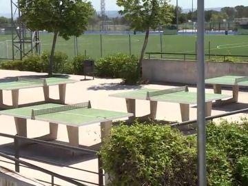 Finalizan las obras de un polideportivo tras 35 años