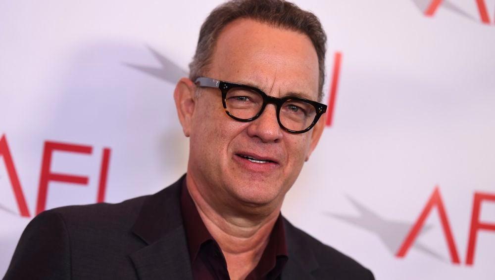 Tom Hanks en una de sus últimas apariciones públicas