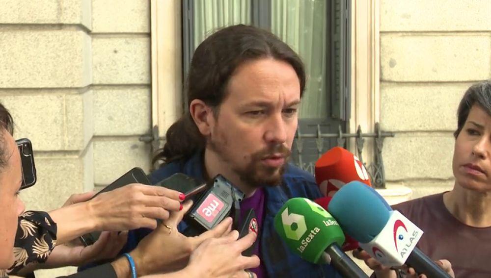 """Iglesias cree que Urdangarin no podría haber delinquido """"si no fuera yerno del Rey"""""""
