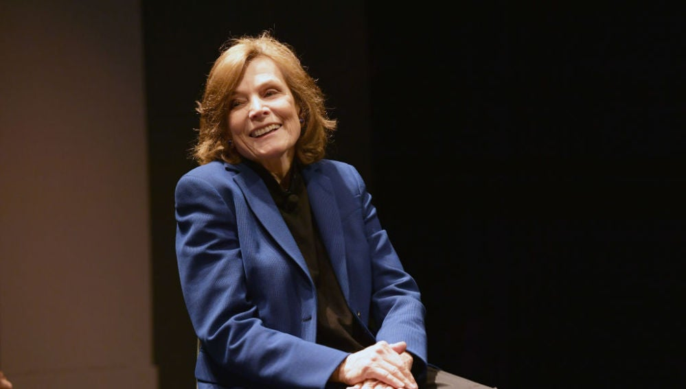 La oceanógrafa estadounidense, Sylvia Earle