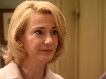 Matilde, decepcionada con el motivo de la visita de Azevedo
