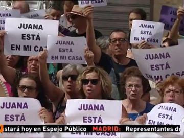 Solidaridad con Juana Rivas
