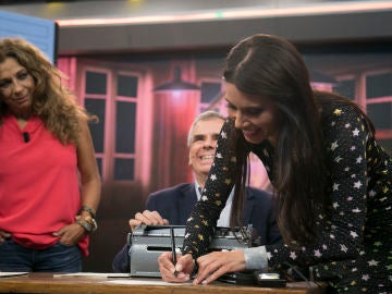 ¿Ha sido Pilar Rubio capaz de aprender Braille?