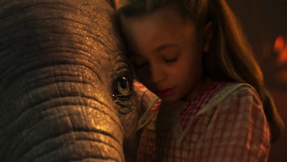 'Dumbo' de Tim Burton