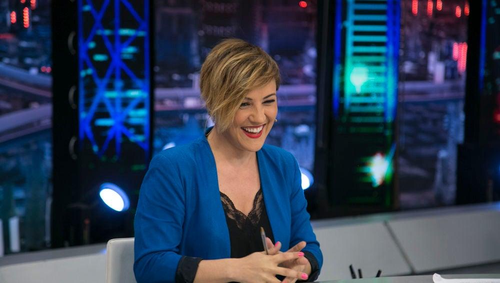 """""""Es el ministro más efímero de toda la democracia"""", Cristina Pardo habla en 'El Hormiguero 3.0' de la dimisión de Màxim Huerta"""