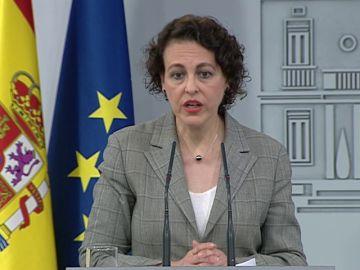 """La ministra de Trabajo sobre Màxim Huerta: """"Se resolvió y pagó"""""""