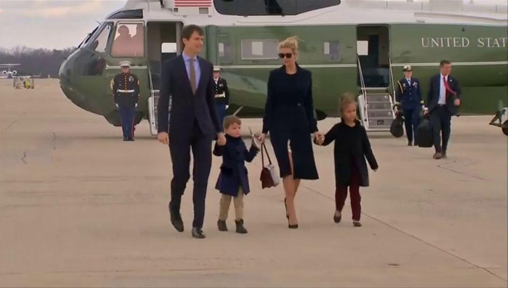 Ivanka Trump y su marido han ingresado 80 millones fuera de la Casa Blanca en 2017