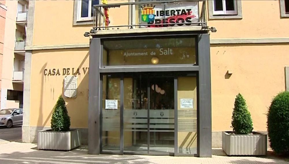 Registros en los Ayuntamientos de Girona, Salt y Sarrià por presuntas irregularidades en la gestión de la compañía de Aguas