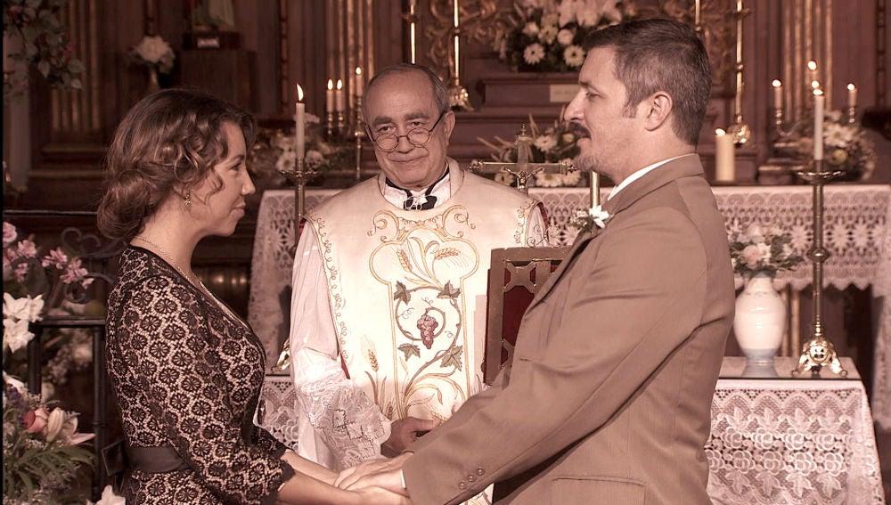 Raimundo recuerda los momentos más emotivos de Emilia y Alfonso