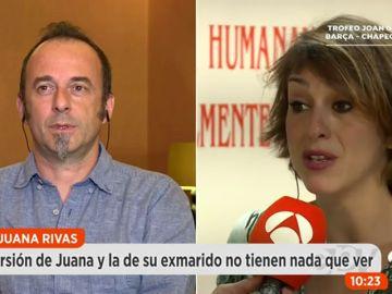 El caso de Juana Rivas y sus versiones contradictorias