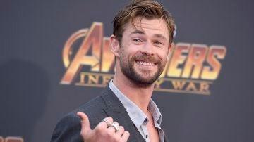 Chris Hemsworth es el rey de Instagram