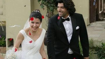 La boda de Kerim y Fatmagül
