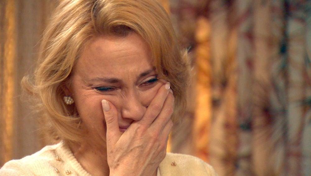 Matilde, con el corazón destrozado tras el encuentro con Azevedo