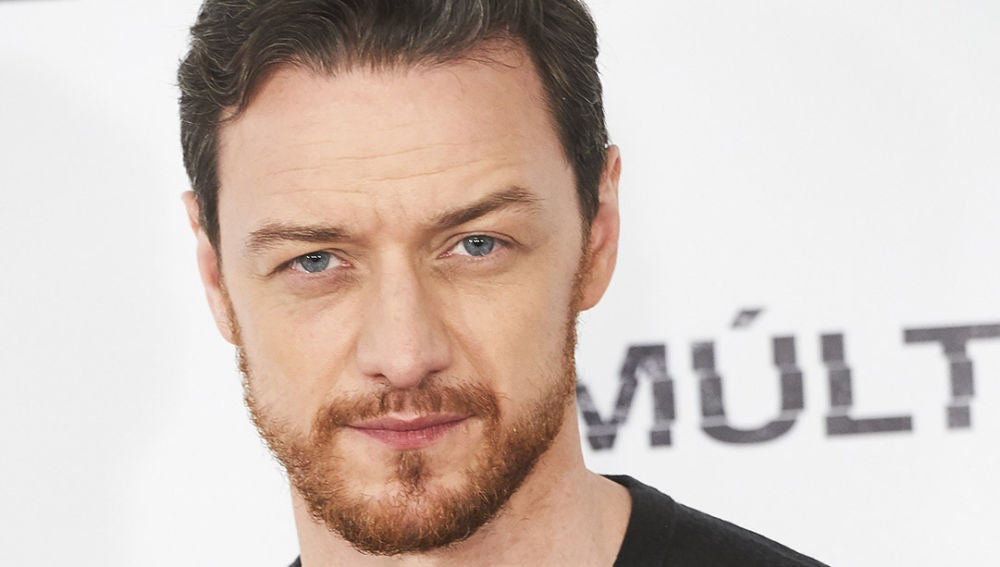 James McAvoy, protagonista de 'It: Capítulo 2'