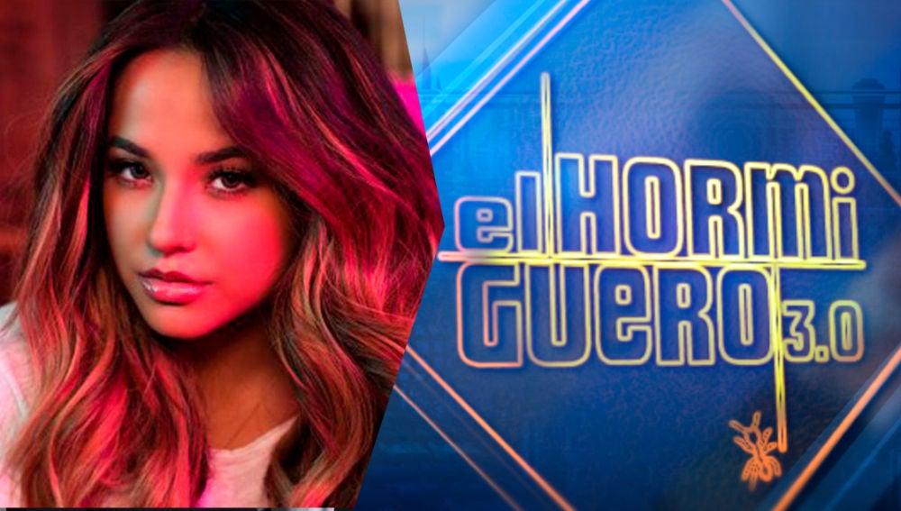 Becky G en 'El Hormiguero 3.0'