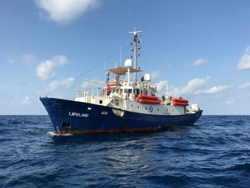 Italia rechaza otro barco
