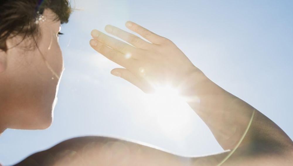 Lesiones por la luz solar