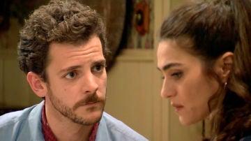 Los secretos afectan a la relación de Vicky y Javier