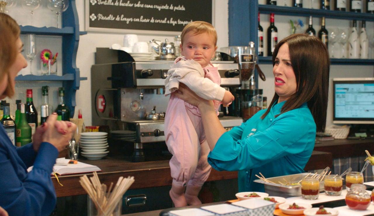 El instinto maternal de Gotzone, a prueba