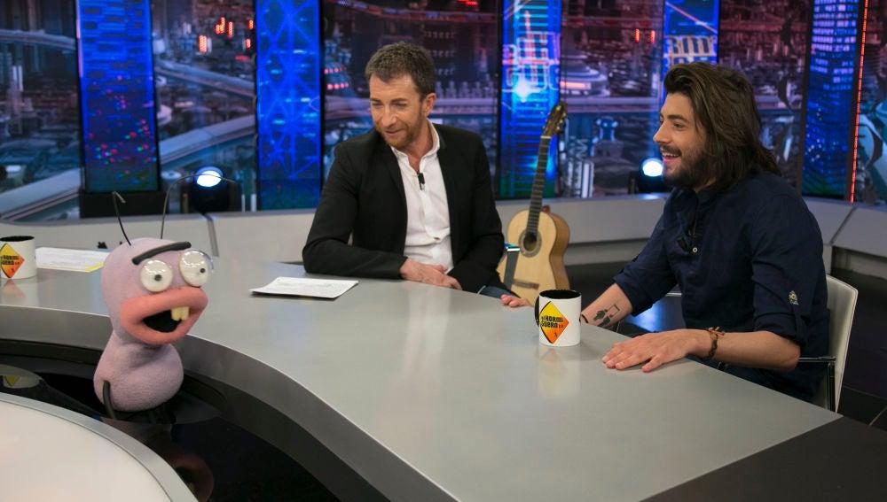 Salvador Sobral y su potencial para adivinar el sonido de una trompeta real