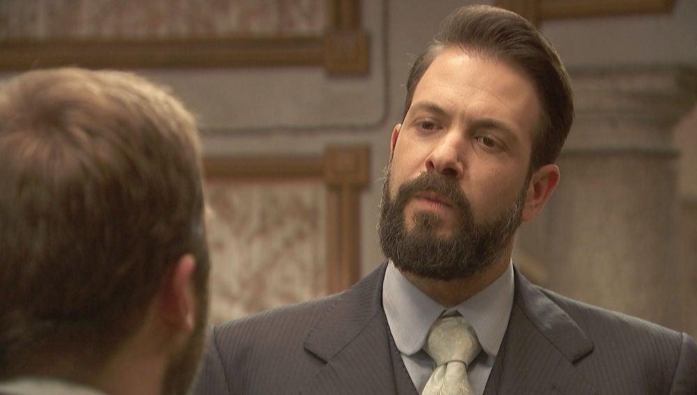 La amenaza con la que Severo piensa acabar con Fernando Mesía