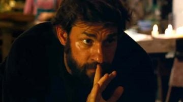 John Krasinski en 'Un lugar tranquilo'