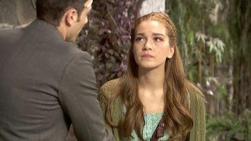 """Julieta, en La Casona: """"No pienso irme de aquí hasta saber la verdad"""""""