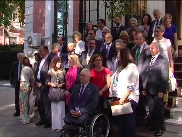 Grande-Marlaska traslada a las víctimas del terrorismo su compromiso personal