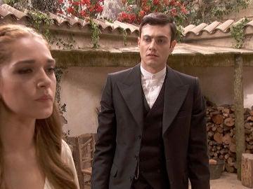 La condición de Julieta para volver con Prudencio a La Casona