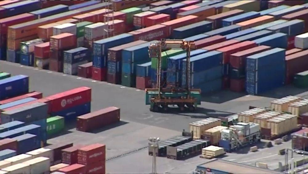 La Unión Europea aplica desde este viernes aranceles del 25% a las importaciones de productos americanos