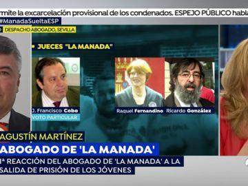 "Elisa Beni, estalla en plató: ""La magistrada que firma la puesta en libertad de 'La Manada' es una cobarde"""