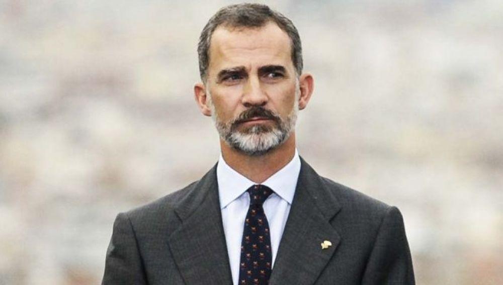 El Rey Felipe VI