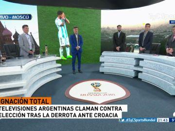 Crísticas brutales a Leo Messi en Argentina