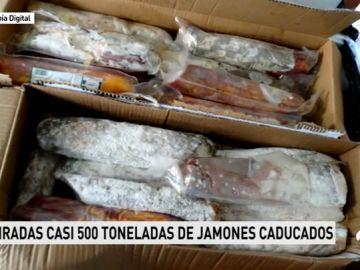 Sanidad inmoviliza unas 500 toneladas de fiambre loncheado y suspende la actividad de tres empresas más