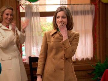 La despedida de Laura con un invitado inesperado