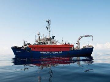 Fotografía de la embarcación Lifeline