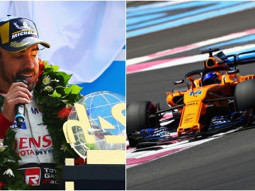 Fernando Alonso, de la alegría a la decepción