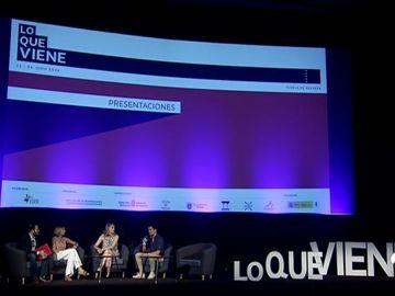 Atresmedia Studios y Atresmedia Cine han presentado tres nuevos proyectos en el festival 'Lo que viene' de Tudela