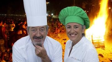 Las recetas de los platos típicos de San Juan por comunidades autónomas de Karlos Arguiñano y Eva Arguiñano