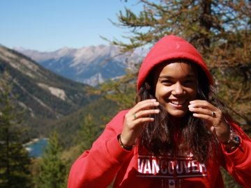 Cedella Roman, la joven de 19 años que acabó en la cárcel de EEUU por cruzar la frontera sin darse cuenta