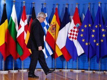Presidente de la CE, Jean-Claude Juncker