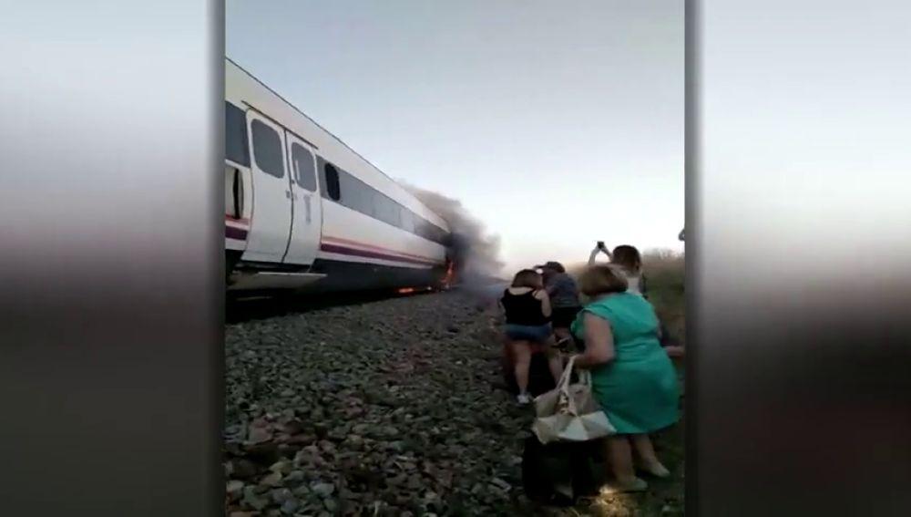 Otra avería en un vagón del tren Madrid-Extremadura