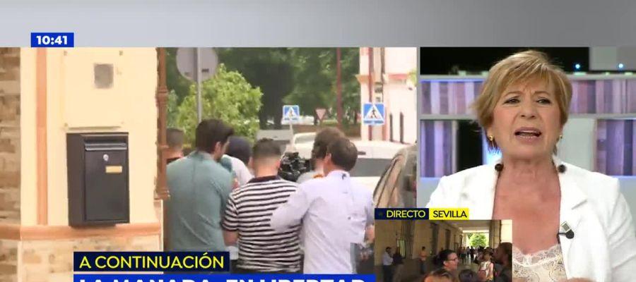 Antena 3 tv celia villalobos sobre el caso de 39 la for Antena 3 espejo publico hoy