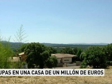 Okupan en Girona una casa de un millón de euros