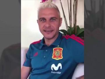 """El chistaco de Joaquín para calentar el España-Marruecos: """"Un amigo estaba obsesionado con el fútbol y le dejó la parienta..."""""""