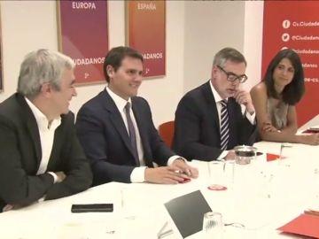 Rivera irá con Macron a las elecciones europeas