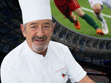 Las recetas de Karlos Arguiñano para el Mundial