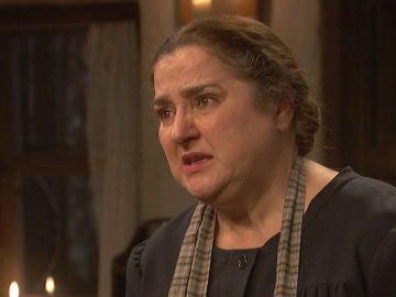 """Consuelo, preocupada por Julieta: """"¿Buscas la muerte?"""""""