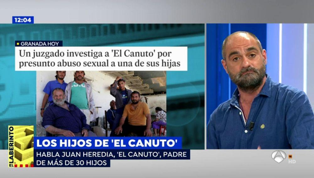 El padre de El Marchal al que le han quitado la custodia de 13 hijos tiene en realidad 52 niños